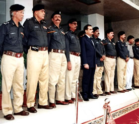 Sindh police to equip with latest GSM Technology
