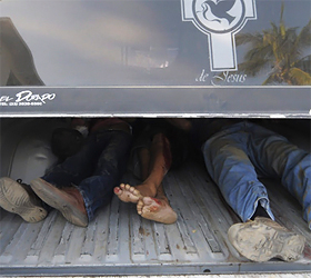 2 mutilated bodies found in southern Mexico