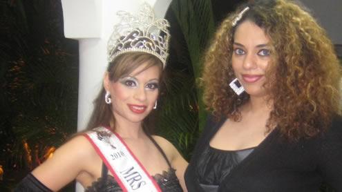 Mrs Pakistan World 2010 wins Mrs United Nations 2010