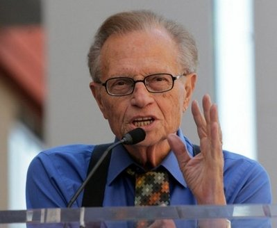 Veteran CNN host Larry King signs off for last time