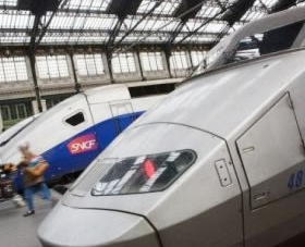 French high-speed rail crosses Pyrenees for first time