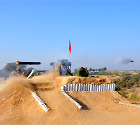 Pak Army successfully conducts anti-tank missile test