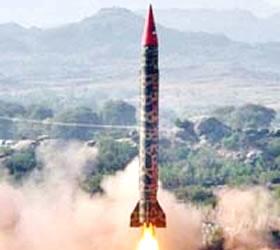 Pak successfully tests Medium Range Ballistic Missile Hatf V