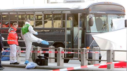 2 US airmen killed in Frankfurt airport shooting