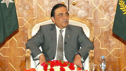 2011 to be Zulfikarabad Year: President Zardari