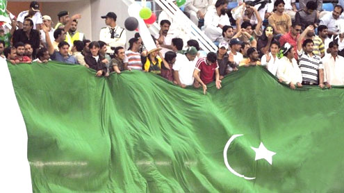 5,000 Pakistanis get visa for WC matches