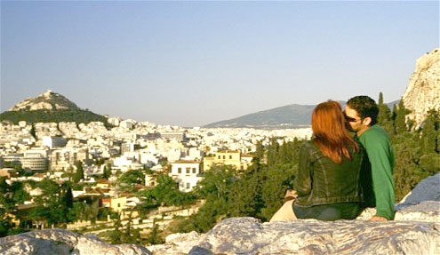 Athens top city for online flirting-dating website