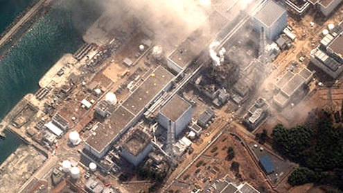 Cable reaches Japan nuclear plant