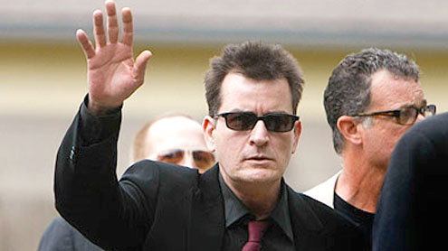 Charlie Sheen fired from Two and a Half Men TV show
