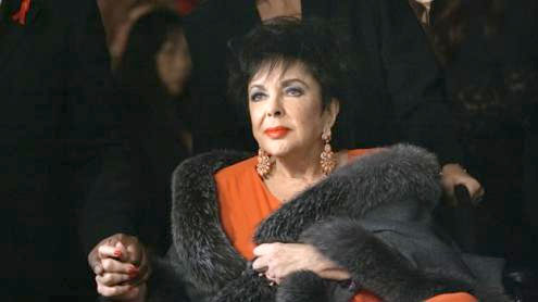 Elizabeth Taylor's Love Letters to Go Up for Auction