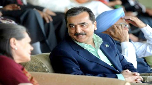 Gilani's 'all-party' delegation to India a message of national unity