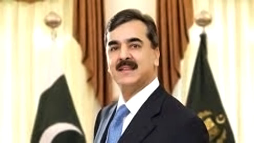 Gilani urges businessmen to play role for region's prosperity