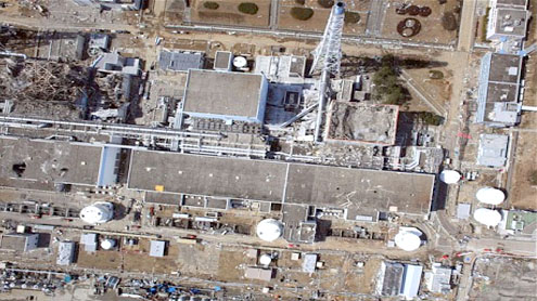 Japan to scrap stricken nuclear reactors