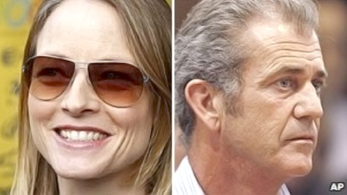 Jodie Foster: 'No regrets' over hiring Mel Gibson