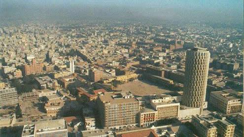 Two rockets fired in Malir City