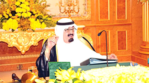 King Abdullah hails 'peak of loyalty'