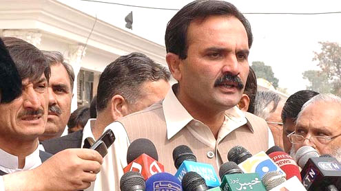 KP Govt announces compensation money for martyred, injured of Adezai suicide attack