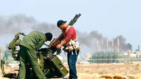 Libyan rebel groups' Al-Qaeda links
