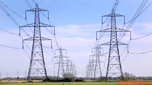 Militants blow up 2 power lines