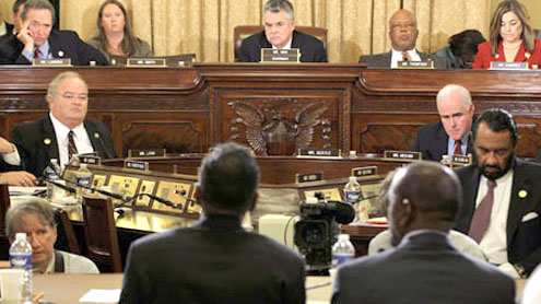 Muslim hearings in US Congress dismissed as 'equivalent of reality TV'