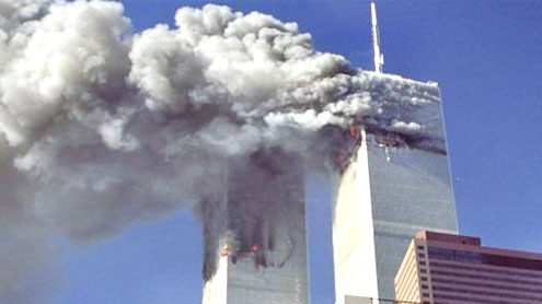 New 9/11 helicopter video of Twin Towers released | Times of Pakistan