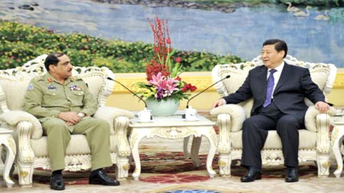 Pak, China militaries to mark six decades of relations