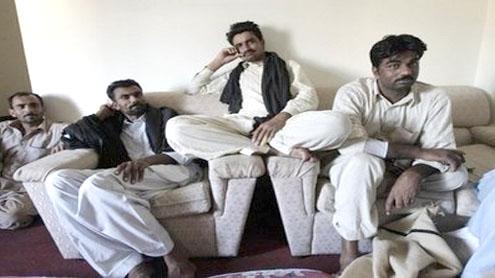 Pakistan workers seek escape after Bahrain attacks