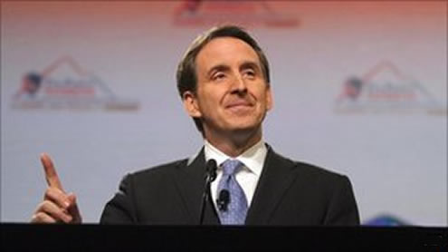 Tim Pawlenty lines up bid for US presidency