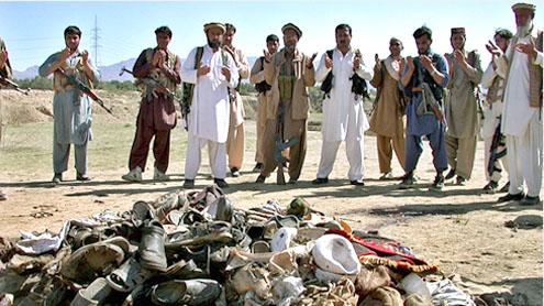 Peshawar: 36 killed in suicide blast during funeral prayer