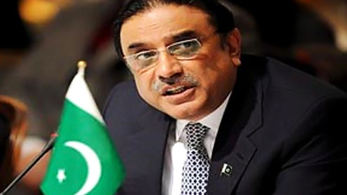 Islamabad: President writes to Gilani, Nisar on Deedar's appointment