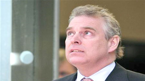 Prince Andrew pilloried over paedophile friend