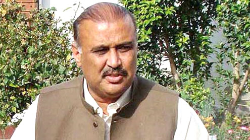Raja Riaz nominated as new opp leader in Punjab Assembly