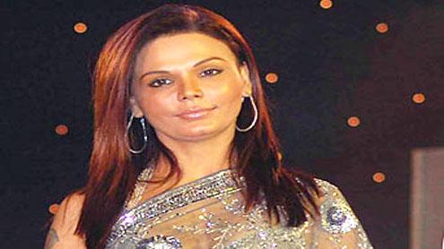 Rakhi accused of molesting a godman