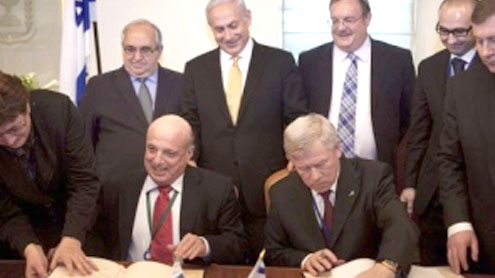 Russia, Israel Sign Agreement on Space Cooperation