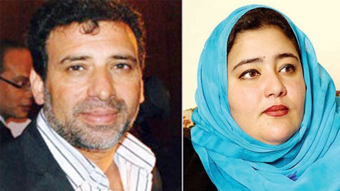 Saudi painter Sherbatli set to marry Egyptian director Yousif