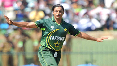Shoaib Akhtar to retire after World Cup