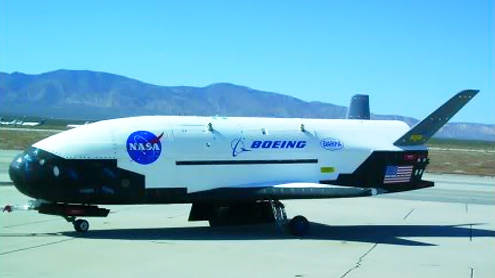 Air Force to launch 2nd unmanned spaceplane