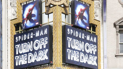 'Spider-Man' postponed; Taymor out as director