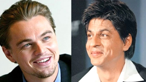 SRK and DiCaprio team up?
