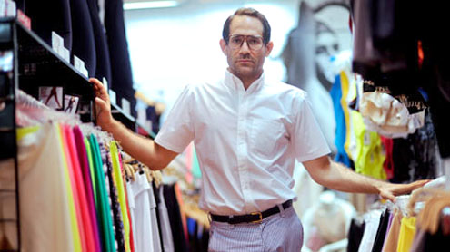 US fashion boss accused of using teen as sex slave