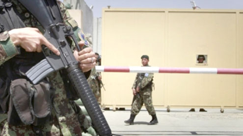 Afghan pilot kills eight US troops at Kabul airport