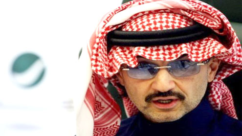 Alwaleed 'most influential media figure'
