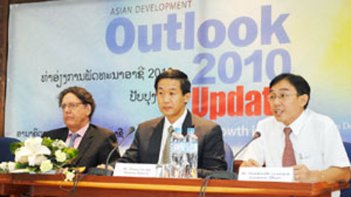 Asian Development outlook to be launched on April 6