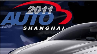 Automakers unveil new models at Shanghai auto show