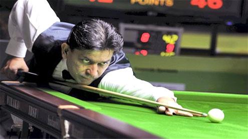 Big blow for cue sports: Geet Sethi