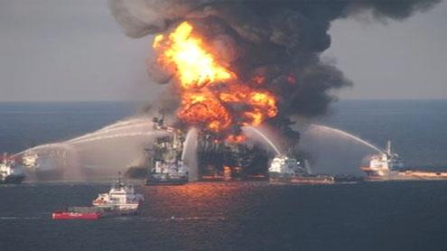 BP sues Transocean over Deepwater disaster