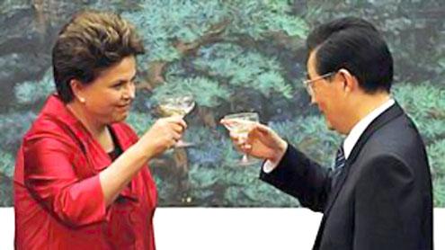 Brazil, China Sign Bilateral Deals
