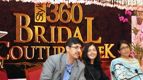 Bridal Couture Week takes off in Karachi