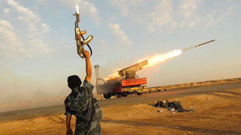 Britain to Send Military Advisers to Aid Libyan Rebels