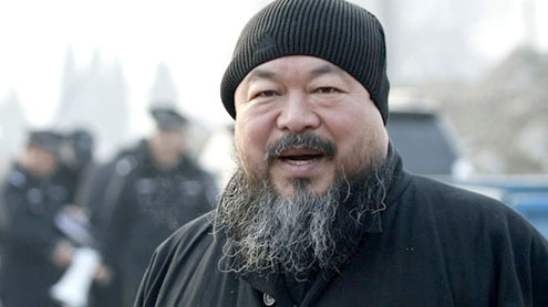 China artist Ai Weiwei stopped from boarding flight